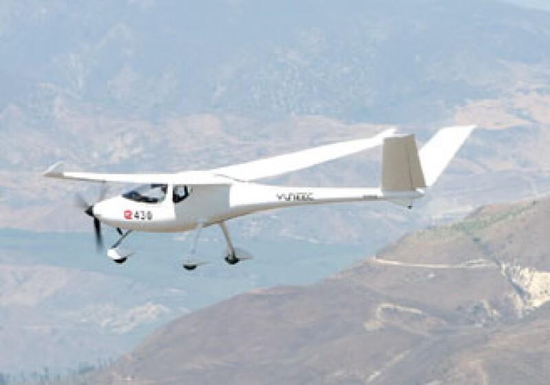 El funcionamiento del E430, con baterías de litio, podría revolucionar el diseño aeronáutico. (Foto: Cortesía)