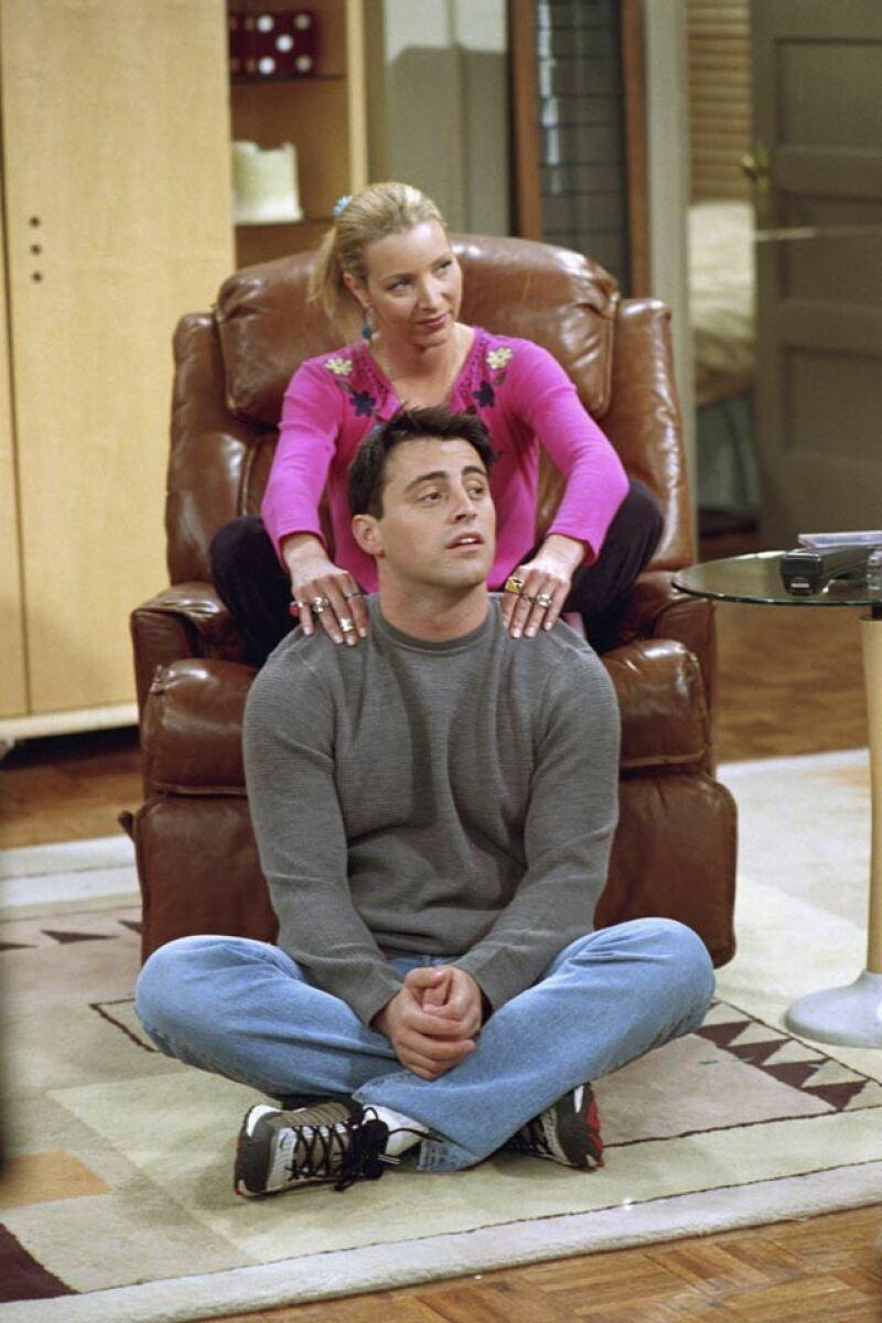 Si bien se besaron en un par de ocasiones, estos personajes no siguieron los pasos que Rachel y Joey, o Monica y Chandler. ¿Por?