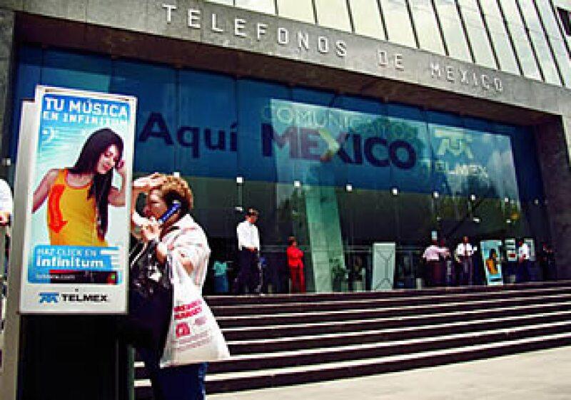 Telmex tiene más de 6 millones de suscriptores de Internet. (Foto: Procesofoto)