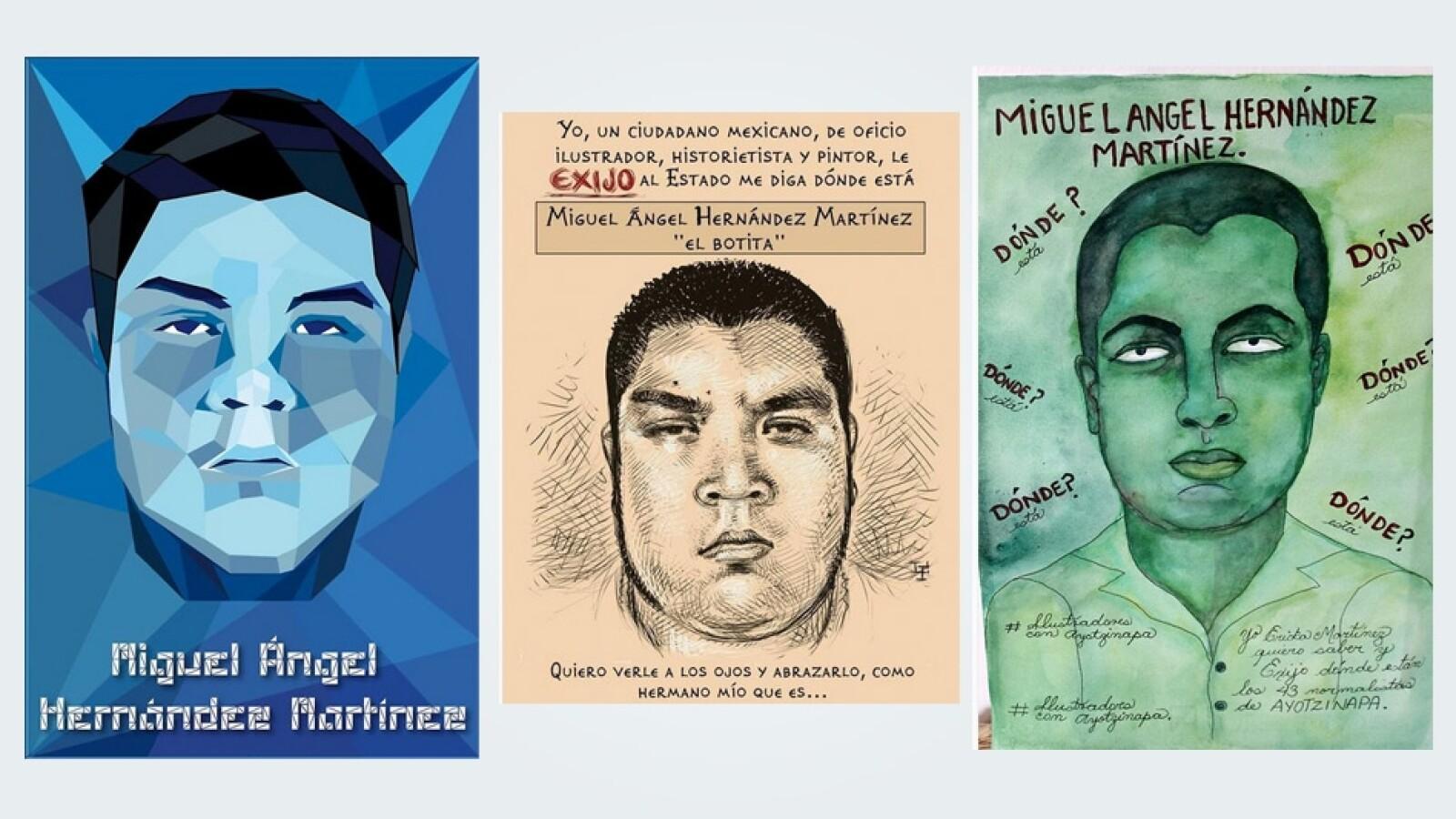 Miguel Angel Hernandez Martinez Ayotzinapa
