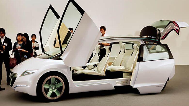 Skydeck Concept, el Station Wagon híbrido y espacioso Honda.