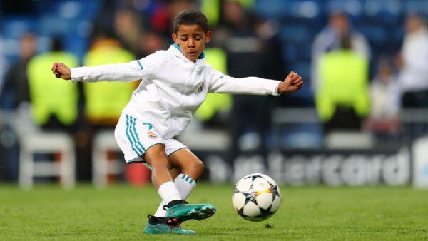 Cristiano Ronaldo Jr Juventus