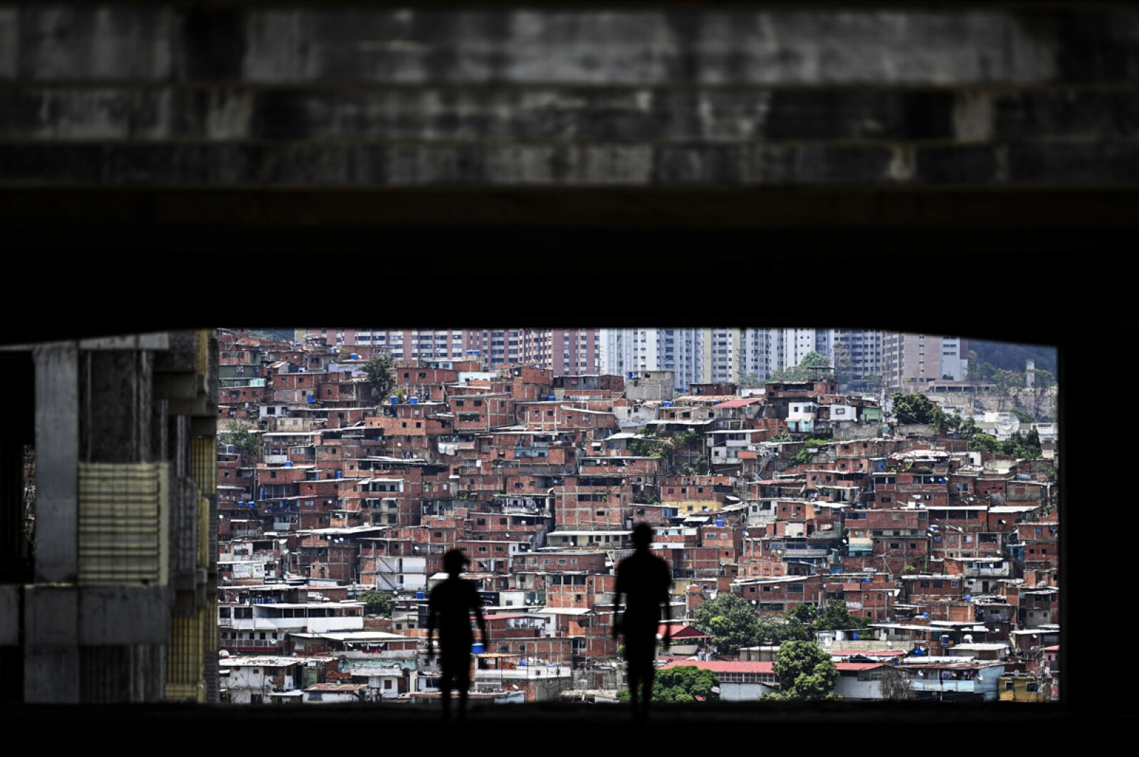 Edificios invadidos en Venezuela-5