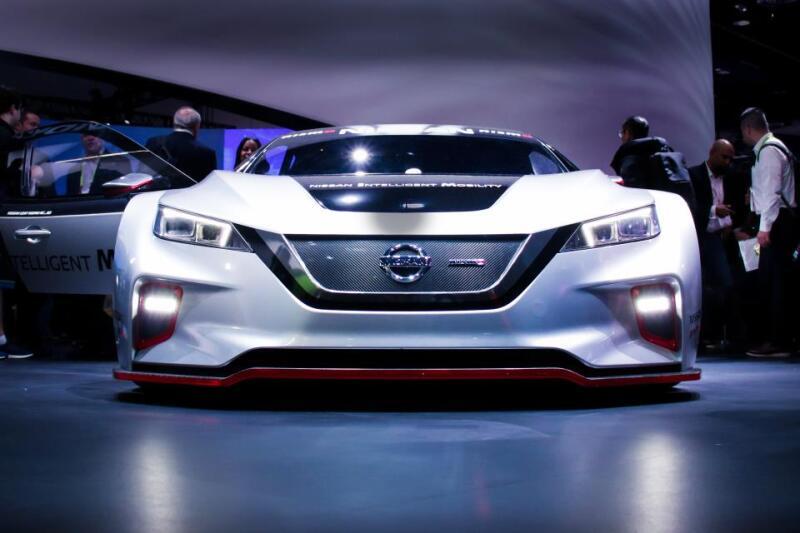 Nissan CES 2019 Frente