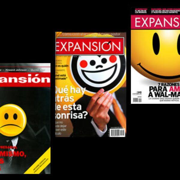 Épocas de pesimismo y optimismo vienen y van. Expansión siempre ha estado ahí, tanto en julio de 1995 como en 1999 y 2006.