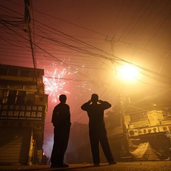 Año nuevo China