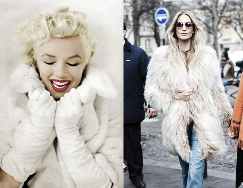 La fake fur es un básico actual