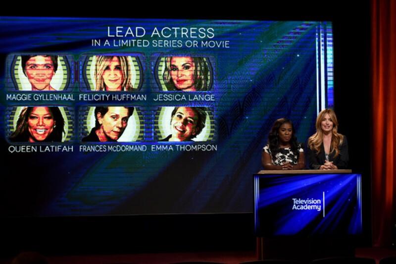 Amy Schumer, Kevin Spacey, Mayim Bialik, Jon Hamm y Viola Davis son algunos de los actores que podrán llevarse a casa un Emmy, que premia lo mejor de la televisión estadounidense.