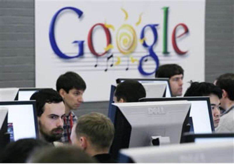 Google trabajó en el programa durante más de 100 meses tras adquirir DocVerse. (Foto: AP)
