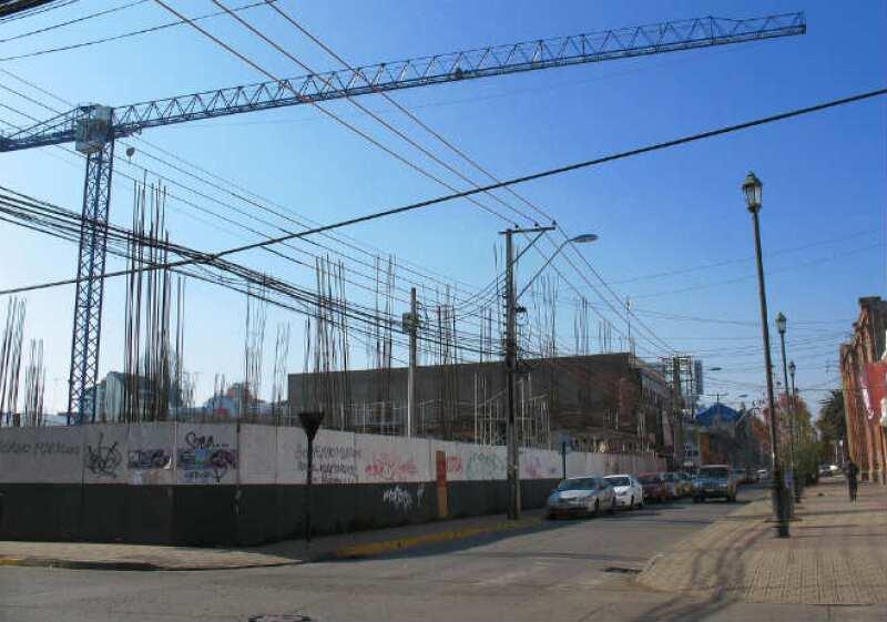 Construyendo edificio