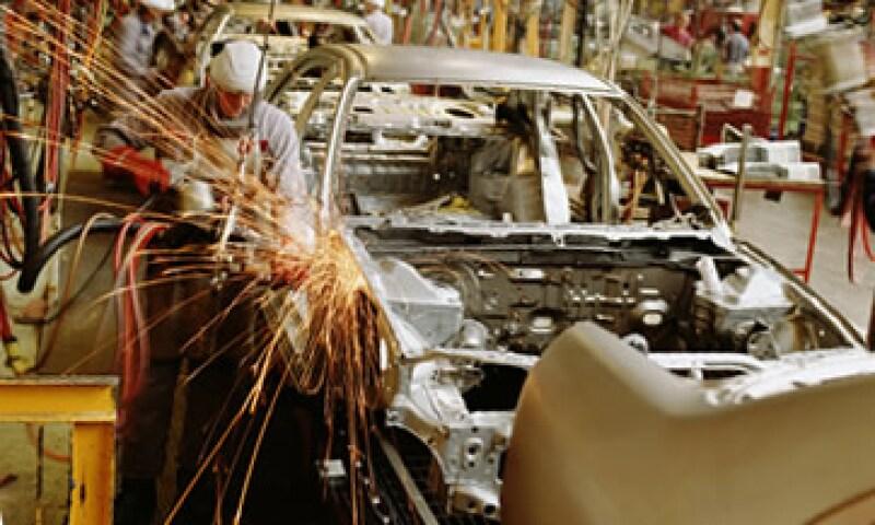 A tasa anual, la producción industrial creció 0.5% en mayo. (Foto: Getty Images)