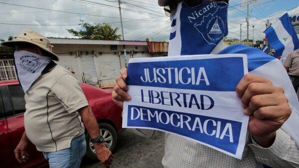 ONU Consejo de Seguridad Nicaragua Estados Unidos