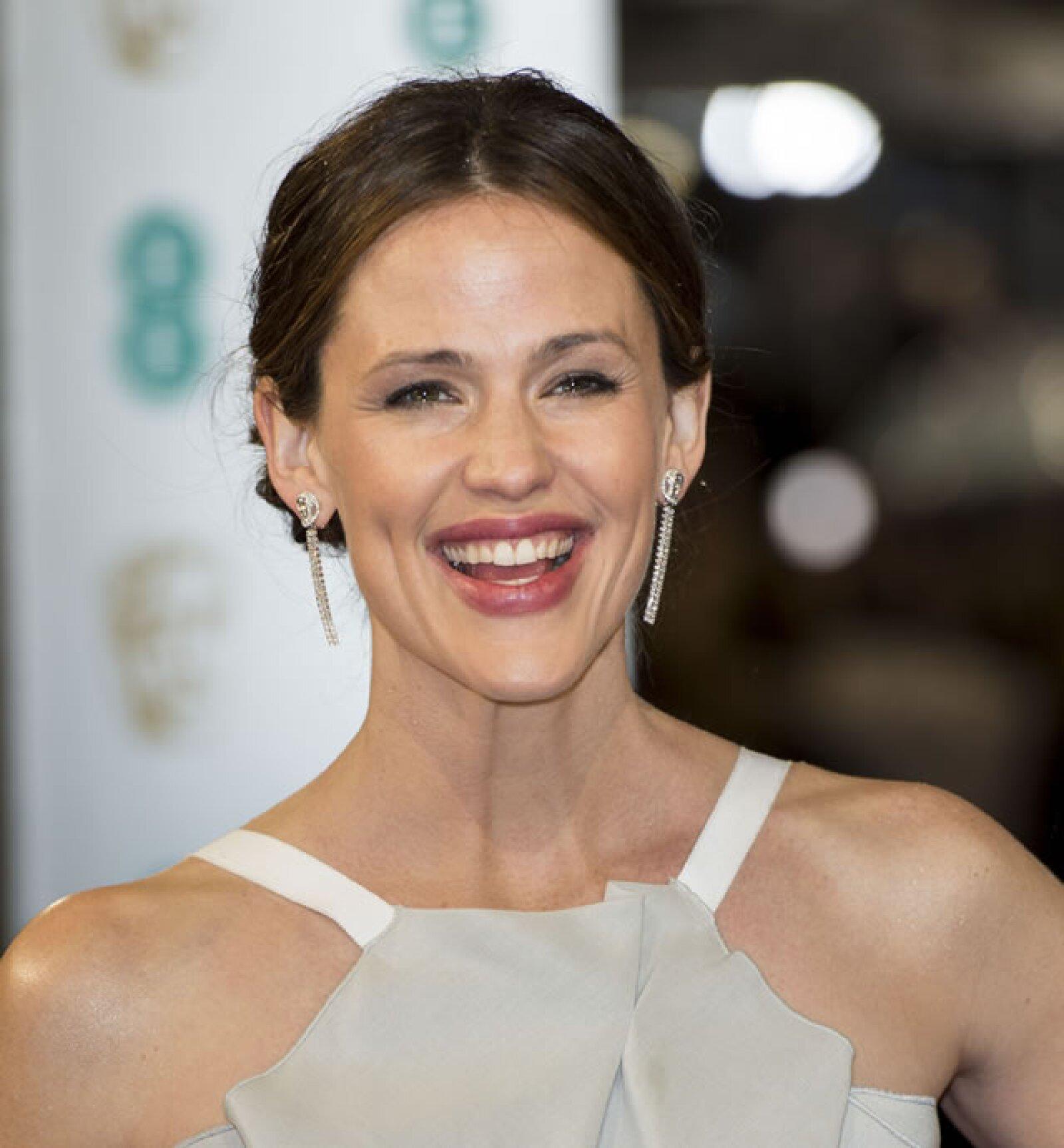Jennifer Garner, además de mamá y excelente actriz es ingeniera química.