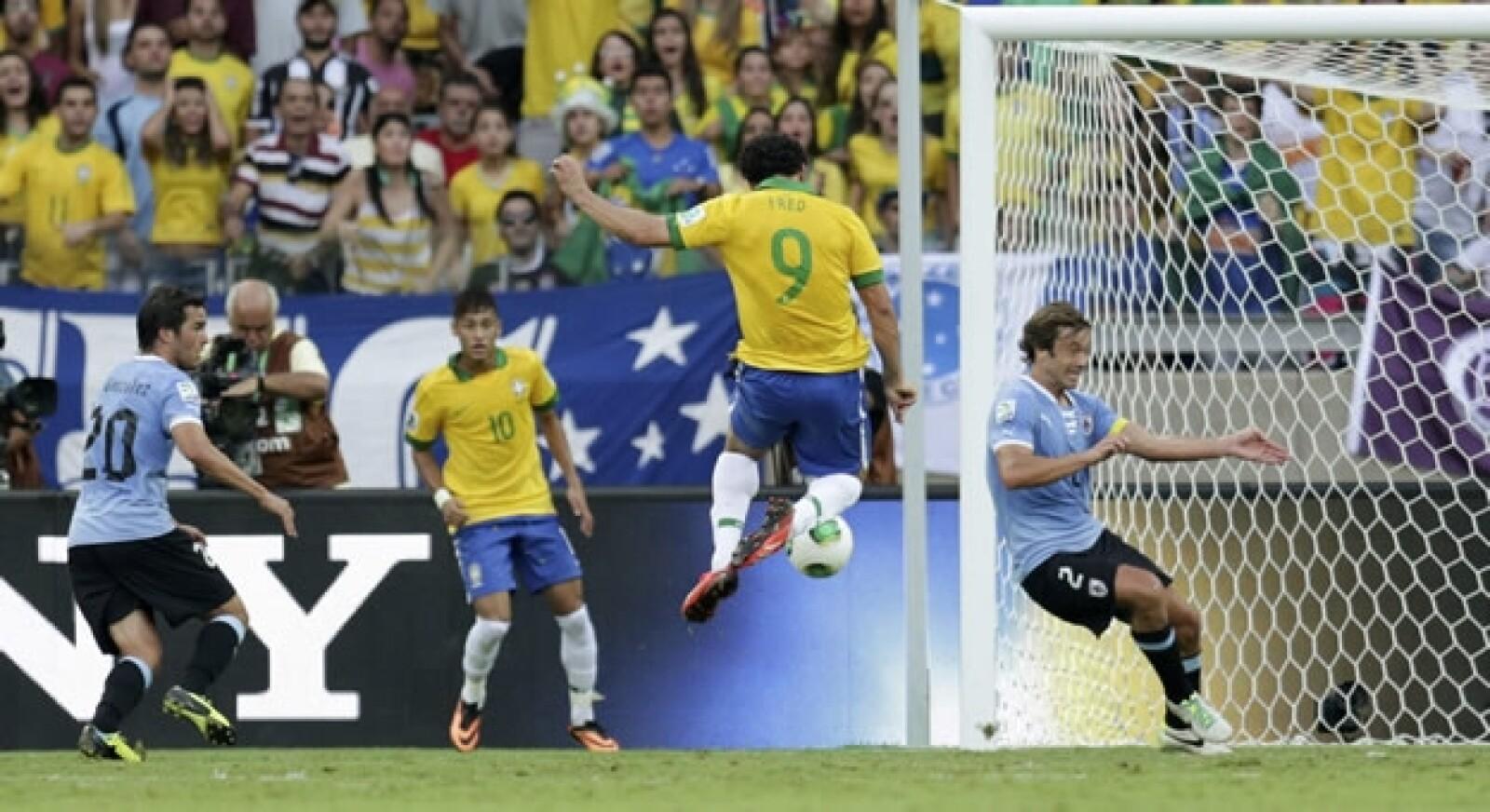 Brasi vs. uruguay 11