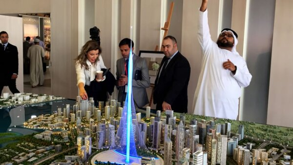 Dubai Calatrava 01