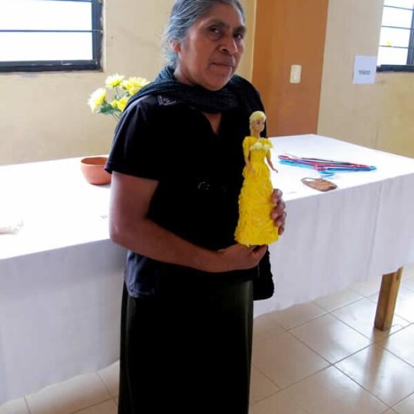 Oaxaca artesanas seda 7