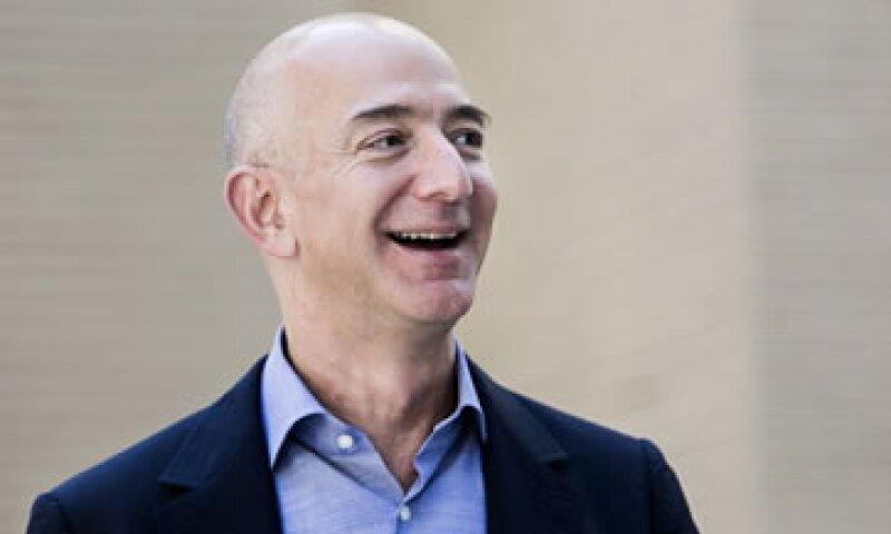 El fundador de Amazon, y ahora dueño del Washington Post, es el director ejecutivo más destacado de este año. (Foto: Getty Images)