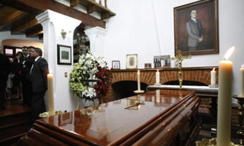 Miguel de la Madrid falleció este domingo a los 77 años de edad. (Foto: Reuters)