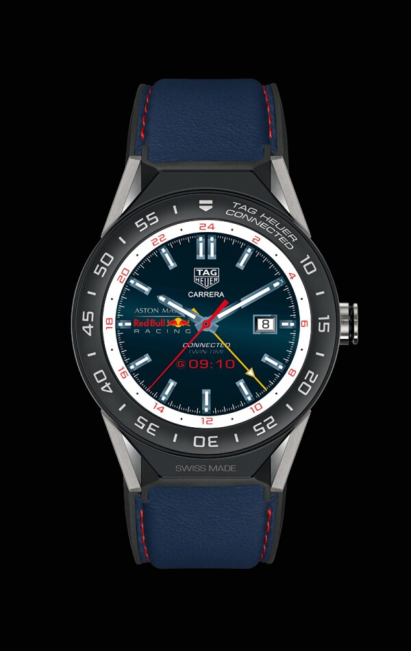 Aston Martin Red Bull Racing Formula One Team Special Edition de TAG Heuer.