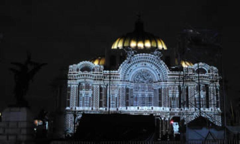 El Palacio de Bellas Artes celebra este año 80 años de existencia. (Foto: Cuartoscuro )