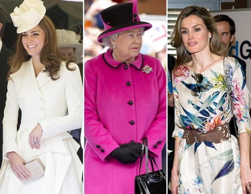Tener acceso ilimitado a la ropa de los mejores diseñadores no ha impedido que estas mujeres usen outfits más de una vez.