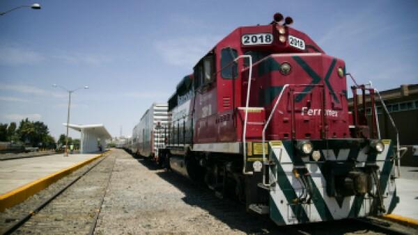 Ferromex tiene un plan de expansión que involucra la compra de carros de ferrocarril. (Foto: Cuartoscuro)