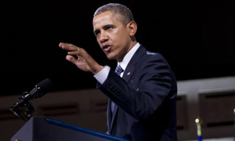 Barack Obama se involucra en la redacción de sus discursos, dijo un colaborador. (Foto: AFP )