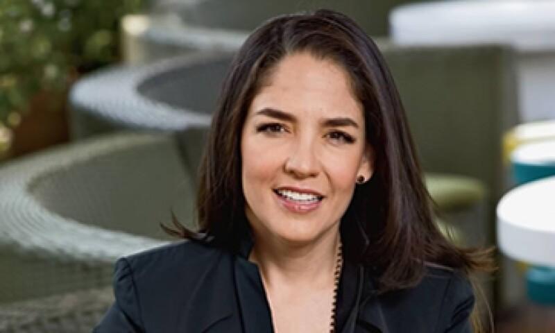 Bertha González Nieves, CEO de Tequila Casa Dragones, dice que su diseñadora favorita es la estadounidense Shelly Steffe, por el corte relajado de sus prendas. (Foto: Alex H.O.)
