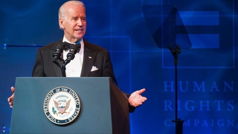 El vicepresidente estadounidense Joe Biden dijo que los hispanos han hecho una gran contribución