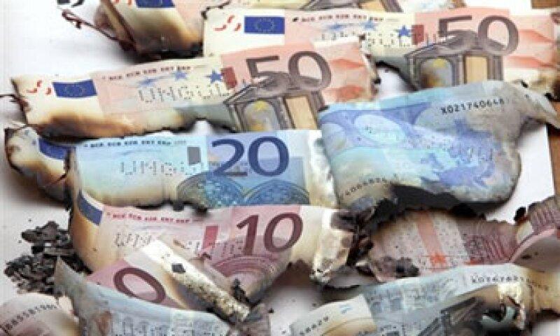 El BCE proyecta que la eurozona crecerá sólo 1.4% en 2011. (Foto: AP)