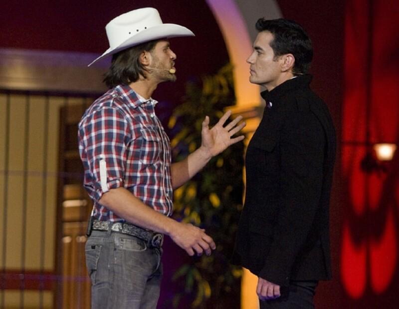 El actor comparte créditos con David Zepeda y ambos son los nuevos galanes de Televisa.