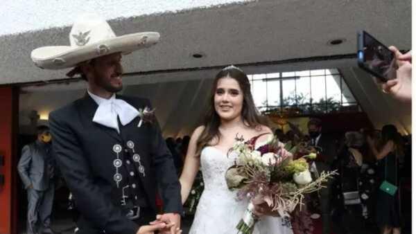Camila Fernández y Francisco Barba
