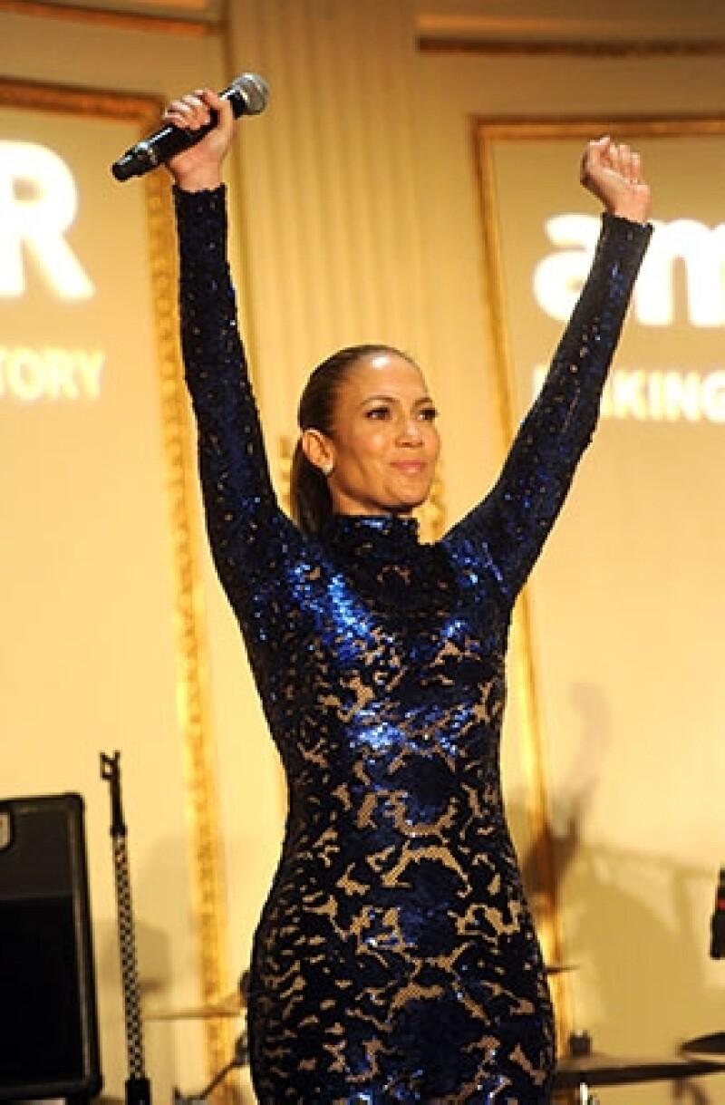 La cantante y actriz se ha hecho acreedora a una estrella en el exclusivo paseo de miles de celebridades en Hollywood. La ceremonia se llevará a cabo el 20 de junio y su estrella será la número 2 500.
