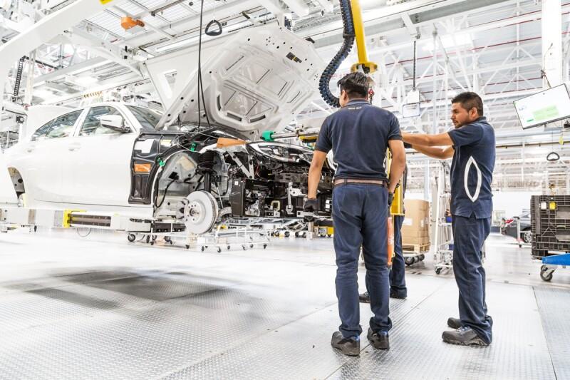BMW Group llevó a cabo la ceremonia de graduación el 21 de agosto.