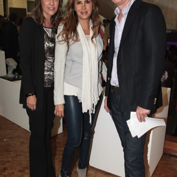 Andrea Lozano,Alejandra Funtanet,Jaime Arena
