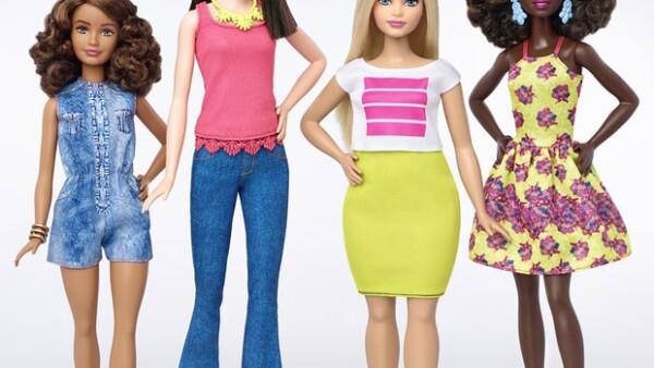 Con 57 años de historia, Mattel amplía su colección con tres nuevos tipos de cuerpos para la muñeca más emblemática de todos los tiempos.