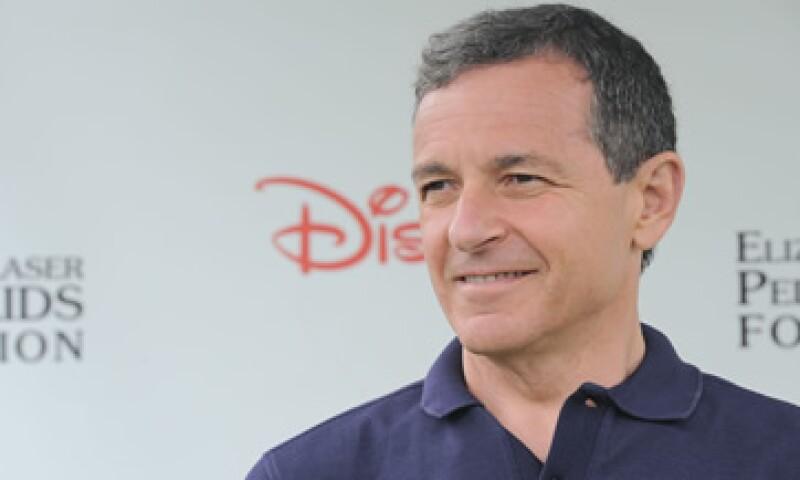 Walt Disney dijo que Bob Iger (foto) se merecía el aumento por el crecimiento de la empresa ante el ambiente económico adverso. (Foto: AP)