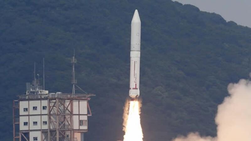 cohete Epsilon Japón