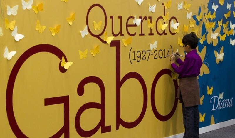 Gabriel García Márquez FIL