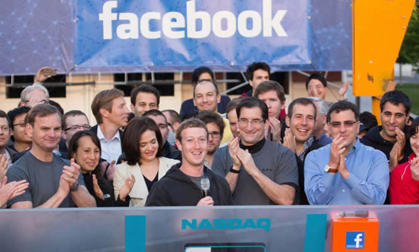 El sitio espera valorarse en 104,000 millones de dólares, más que HP y Amazon.