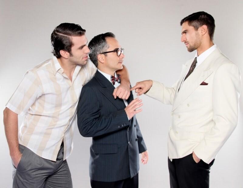 El actor originario de Tamaulipas participa en la obra de teatro La muerte de un viajante, al lado de un gran elenco.