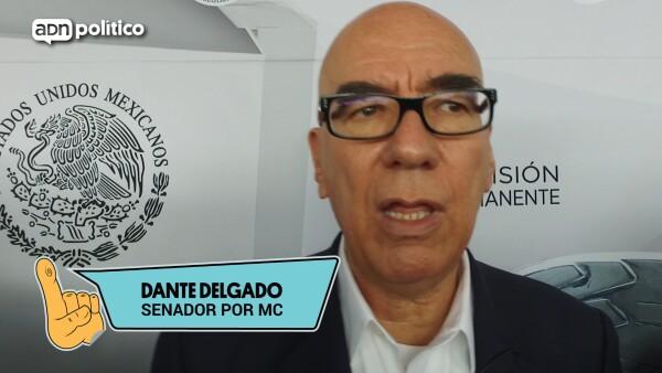 #YoLegislador Dante Delgado