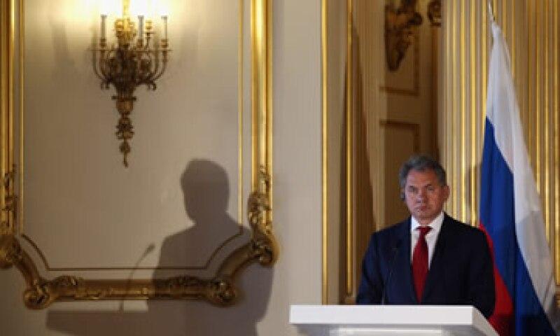 El ministro de Defensa de Rusia aseguró que los misiles acabaron con infraestructura petrolera. (Foto: Getty Images)