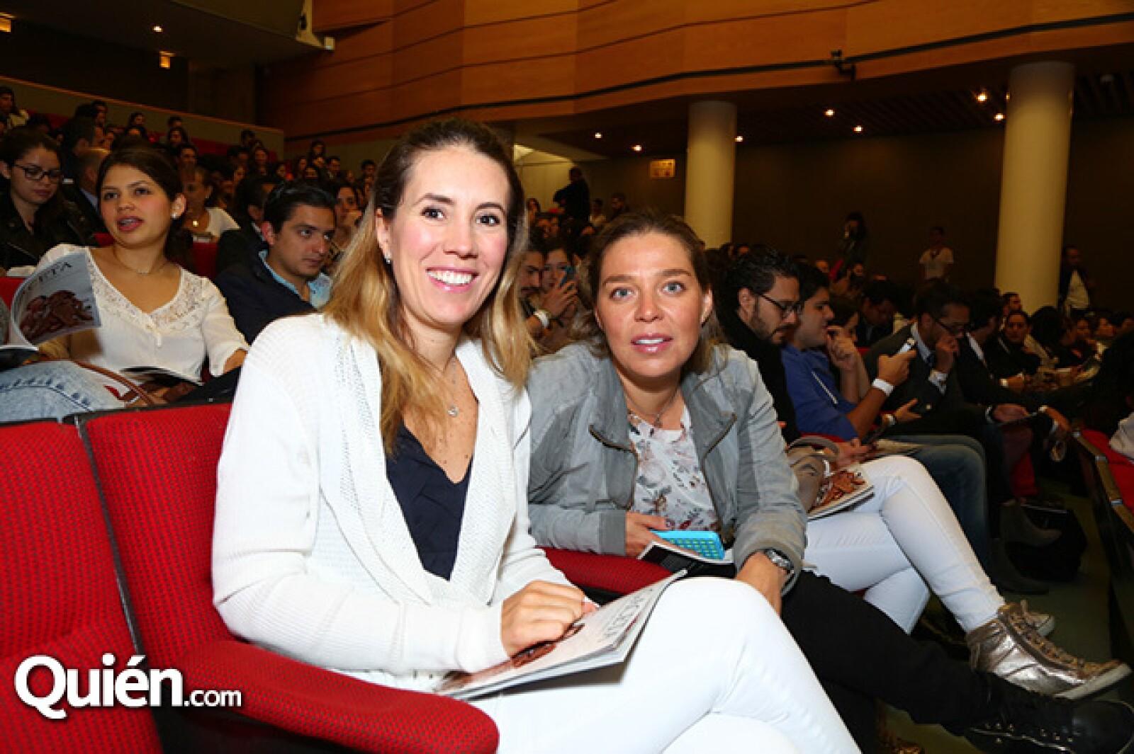 Amanda Sepúlveda y Karina Morales
