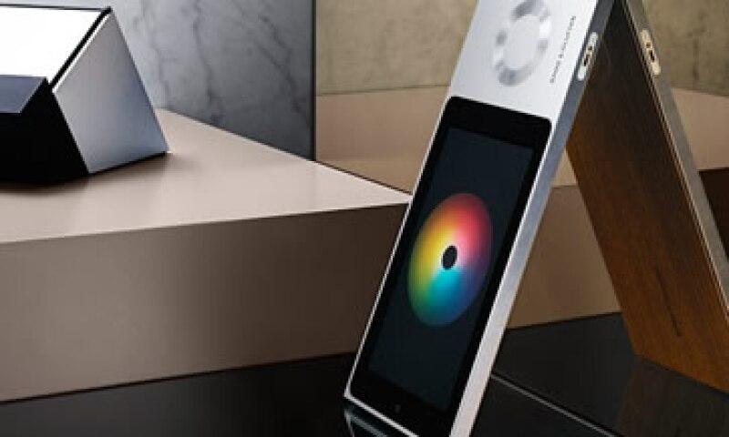 El dispositivo llegará a México en febrero. (Foto: Cortesía Bang & Olufsen)