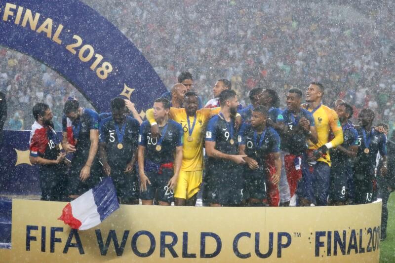 Francia campeón