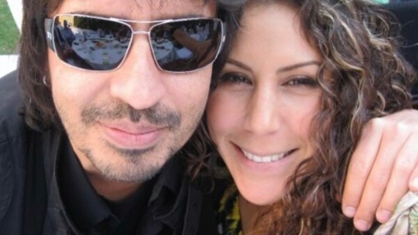Guillermo del Bosque y Vica Andrade