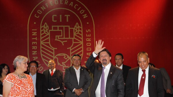 Asamblea constitutiva de la Confederación Internacional de Trabajadores (CIT)