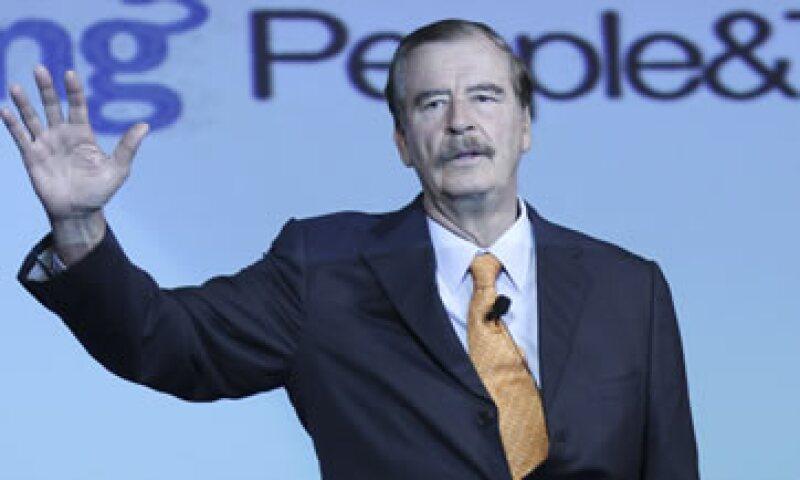 El exmandatario mexicano dijo que es tiempo de regular el uso de la 'cannabis' en el país (Foto: Cuartoscuro/Archivo)