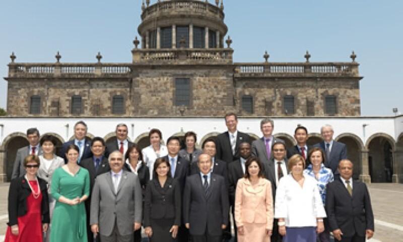Este viernes concluyó en Guadalajara la tercera reunión de Ministros de Trabajo del G20. (Foto cortesía STPS)